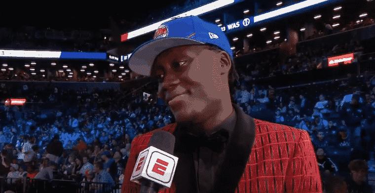 Sekou Doumbouya, les raisons du choix des Detroit Pistons