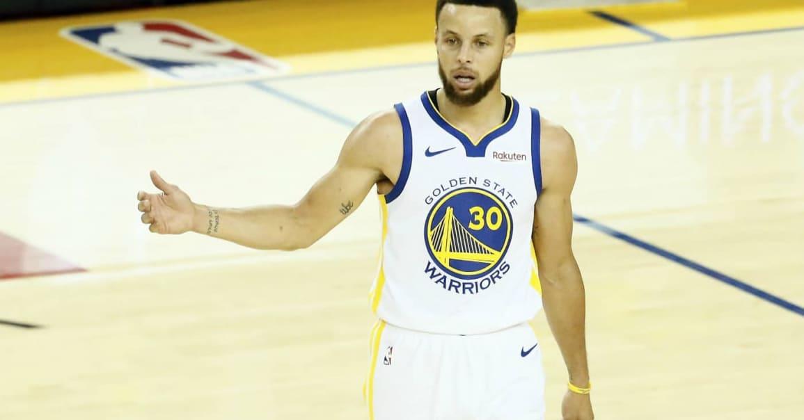 Les Warriors expliquent pourquoi Stephen Curry n'a pas joué