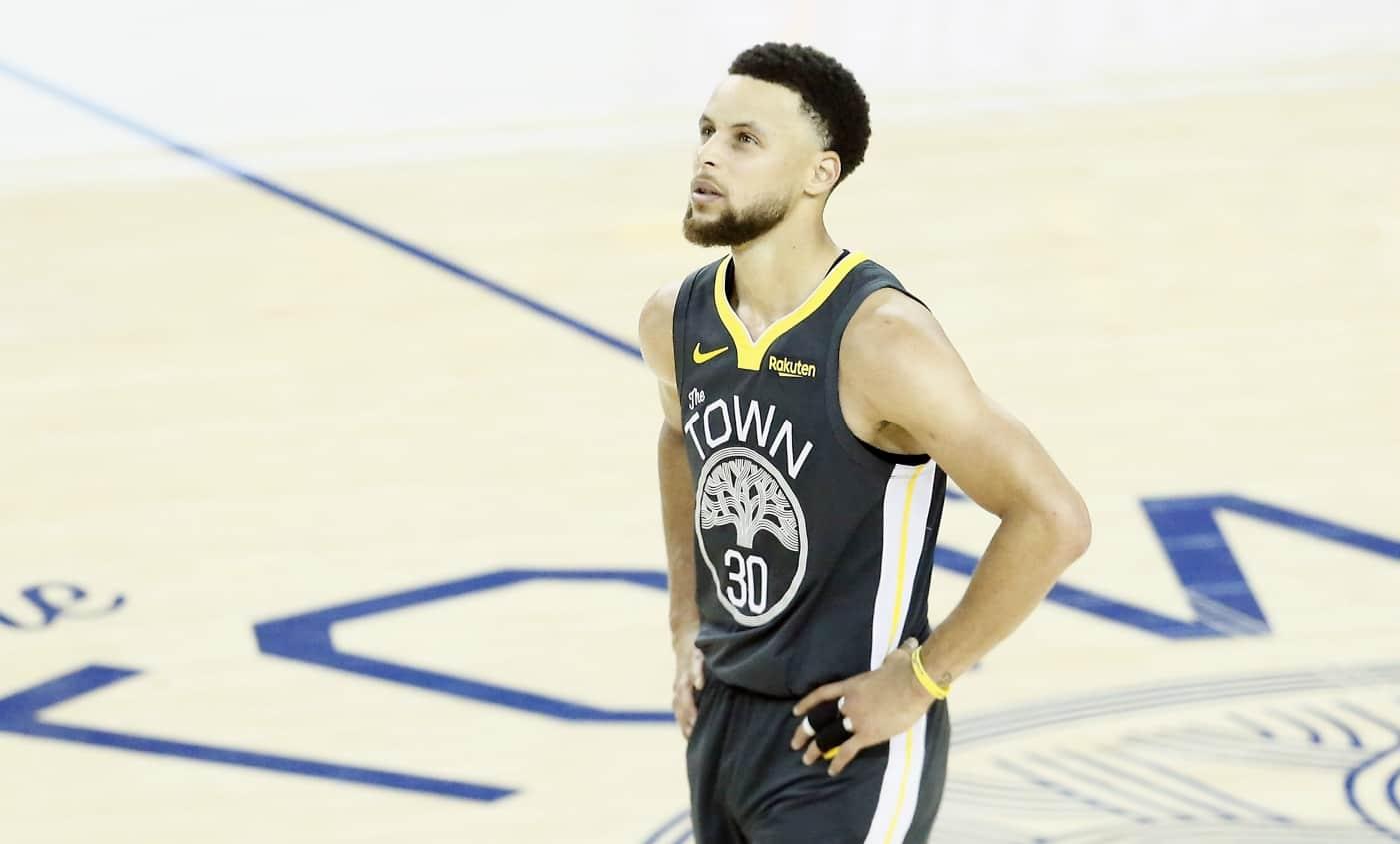 Stephen Curry met en garde les détracteurs des Warriors