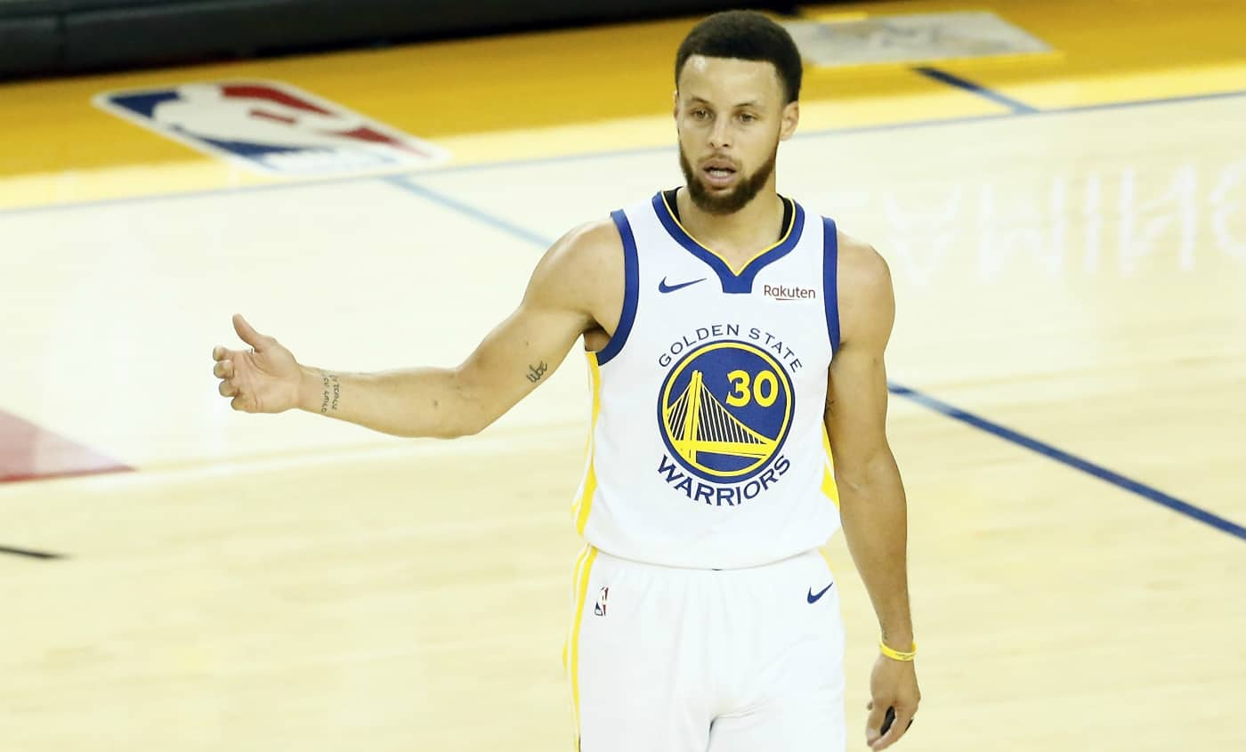 Stephen Curry Game 3 Finales NBA