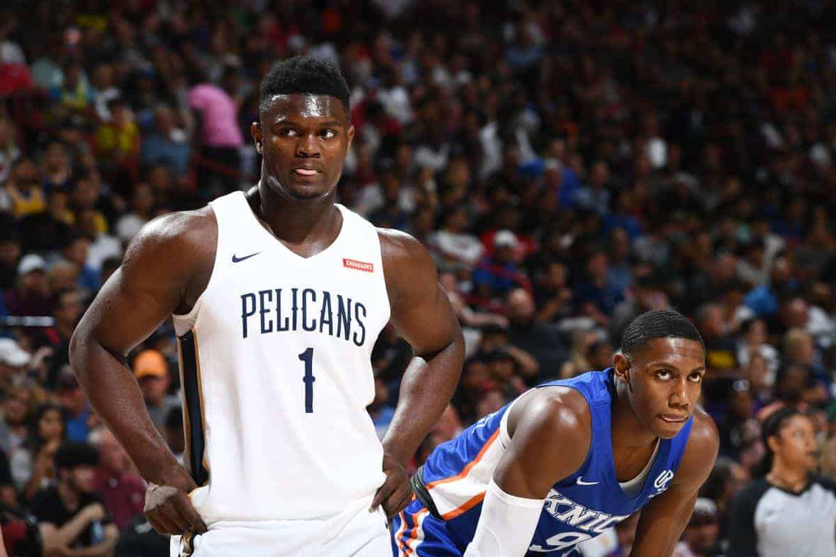 Zion Williamson, sa Summer League déjà terminée !