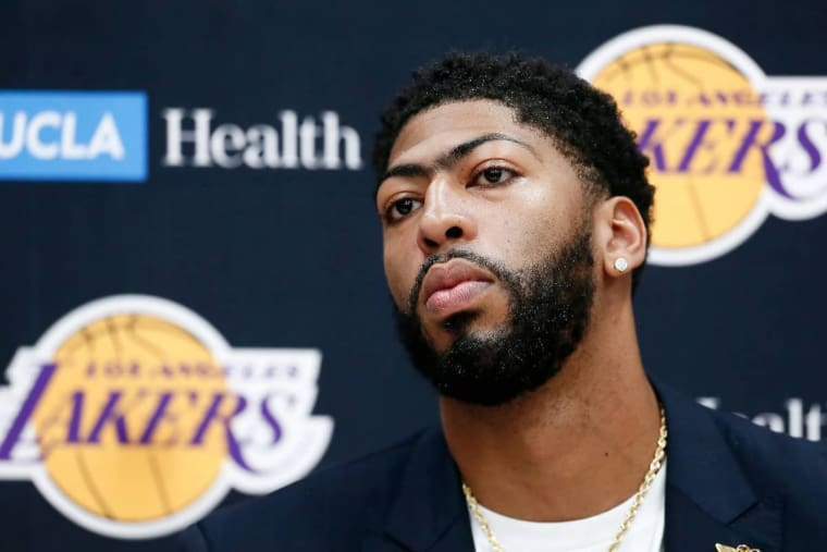Anthony Davis à la poursuite de son rêve, la bague