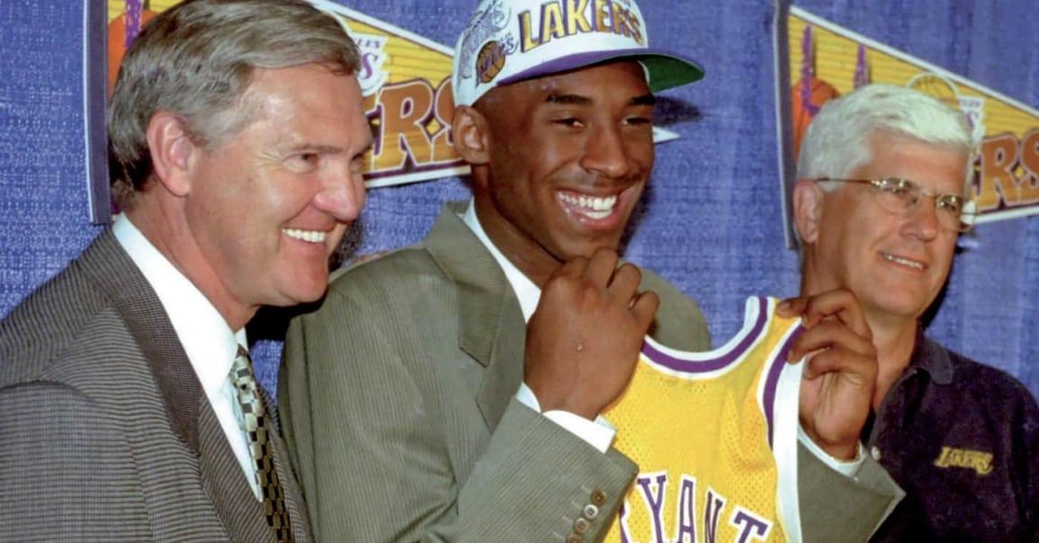 Comment Kobe Bryant est devenu un Laker
