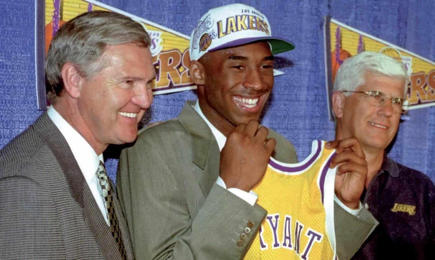 Kobe Bryant, le Masterplan de Jerry West