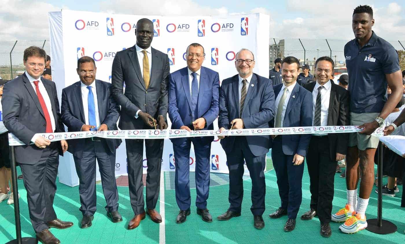 La NBA et l'AFD aident au développement de la jeunesse marocaine