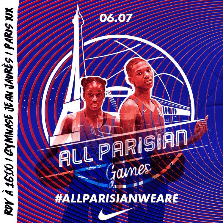 Les All Parisian Games 2019 ont pris le contrôle de Paris