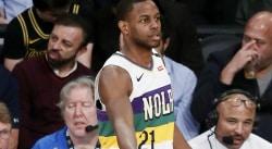 Grosse blessure et longue absence pour Miller des Pelicans