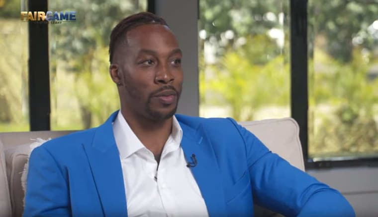 Dwight Howard : « Kobe, merci d'avoir dit que j'étais soft »