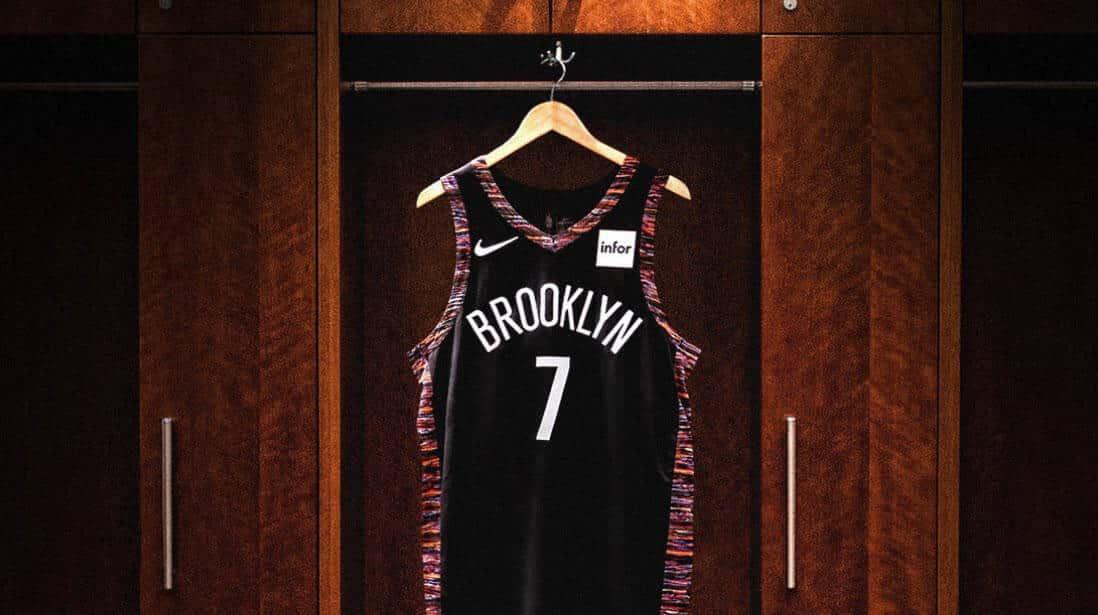 Kevin Durant abandonne son n°35 et portera le 7 à Brooklyn