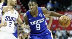 Les Knicks et leurs 1st round picks maladroits, toute une histoire