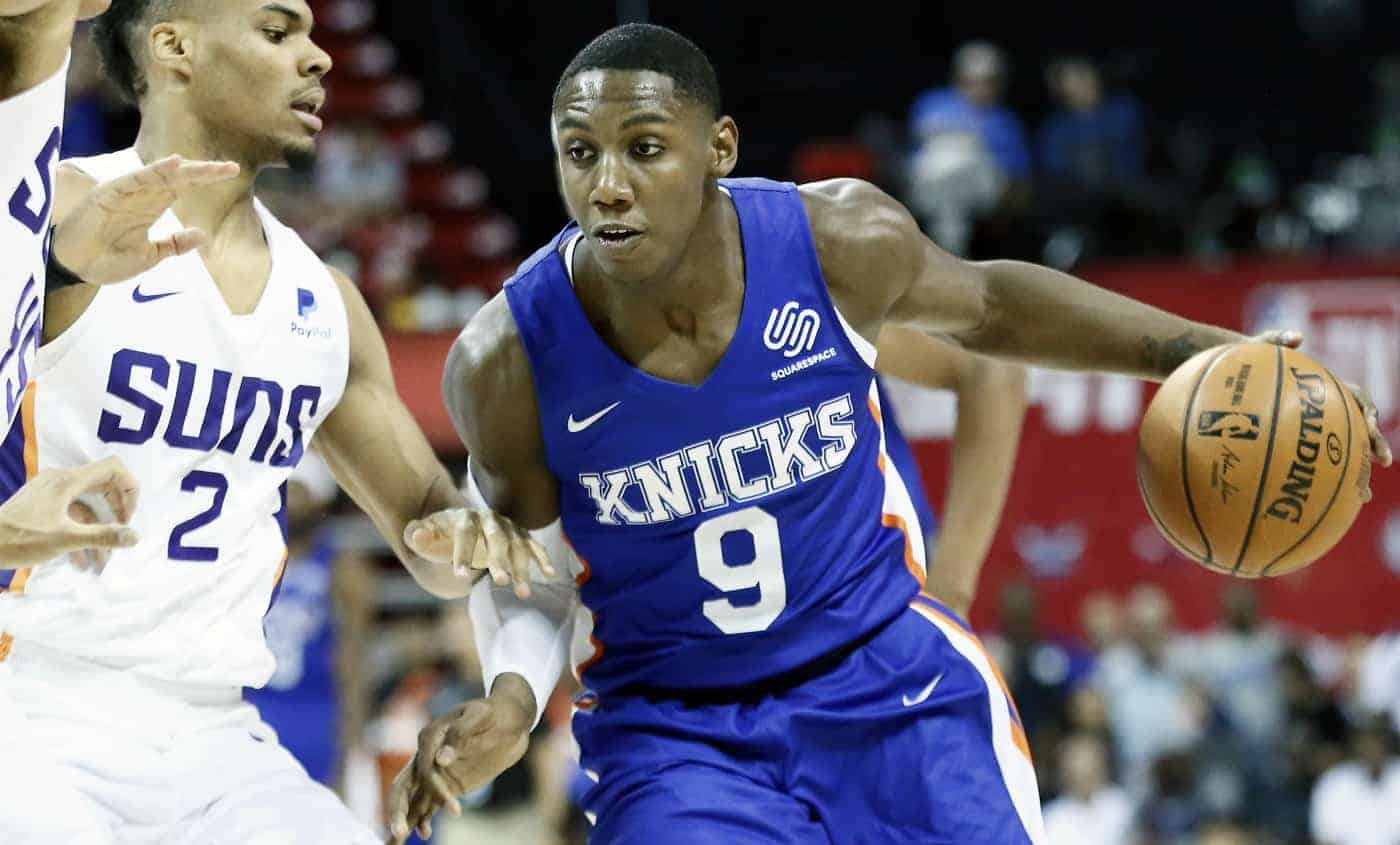 Summer League : Du mieux pour Barrett, Simons cartonne