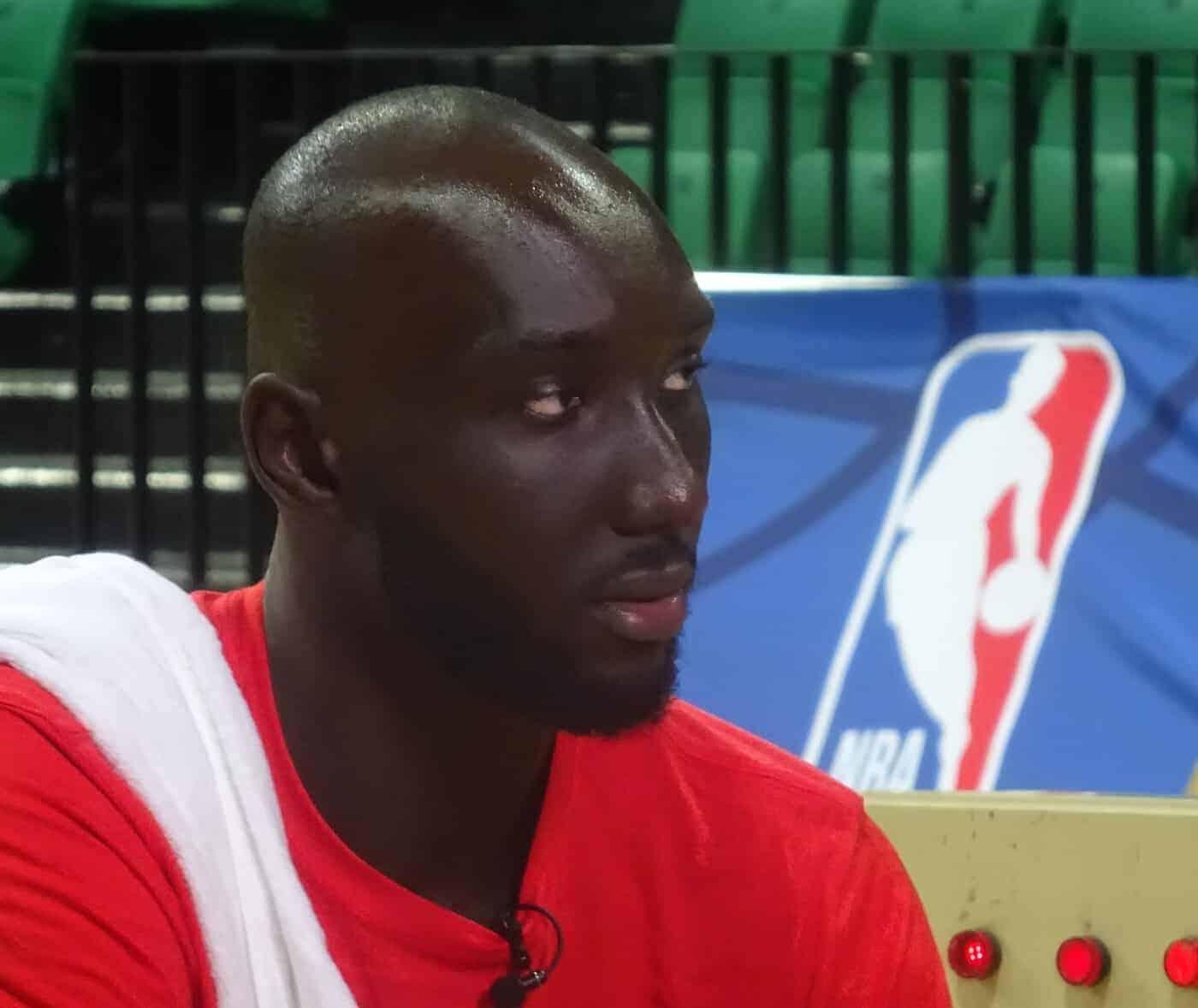 L'agent de Tacko Fall persuadé que son joueur va trouver une place en NBA