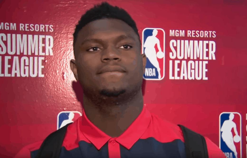 Zion n'ira pas au Mondial, Thaddeus Young en renfort