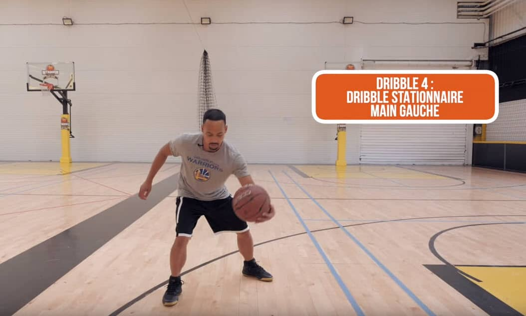 Comment dribbler comme Stephen Curry
