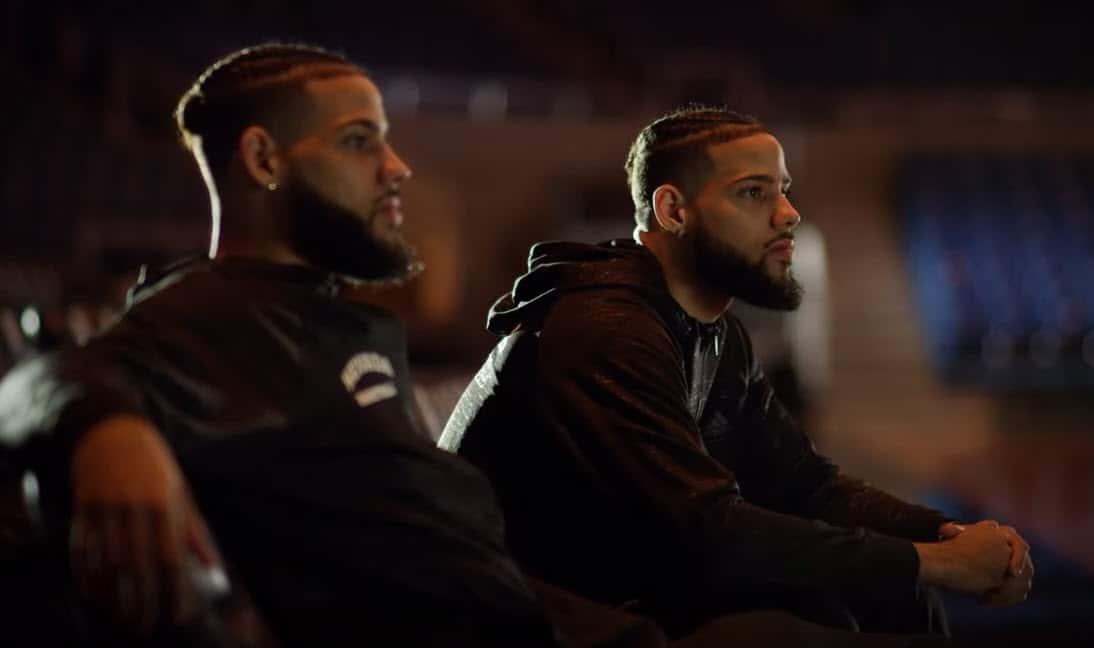 Les Lopez et les Morris ne sont plus les seuls jumeaux en NBA.
