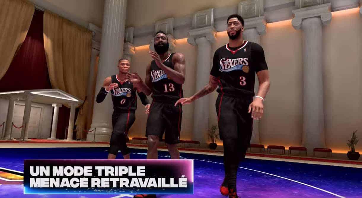 NBA2K20 : Le trailer de MyTeam dévoilé