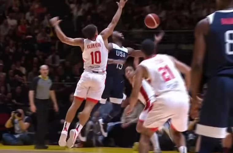 Team USA domine le Canada sans forcer