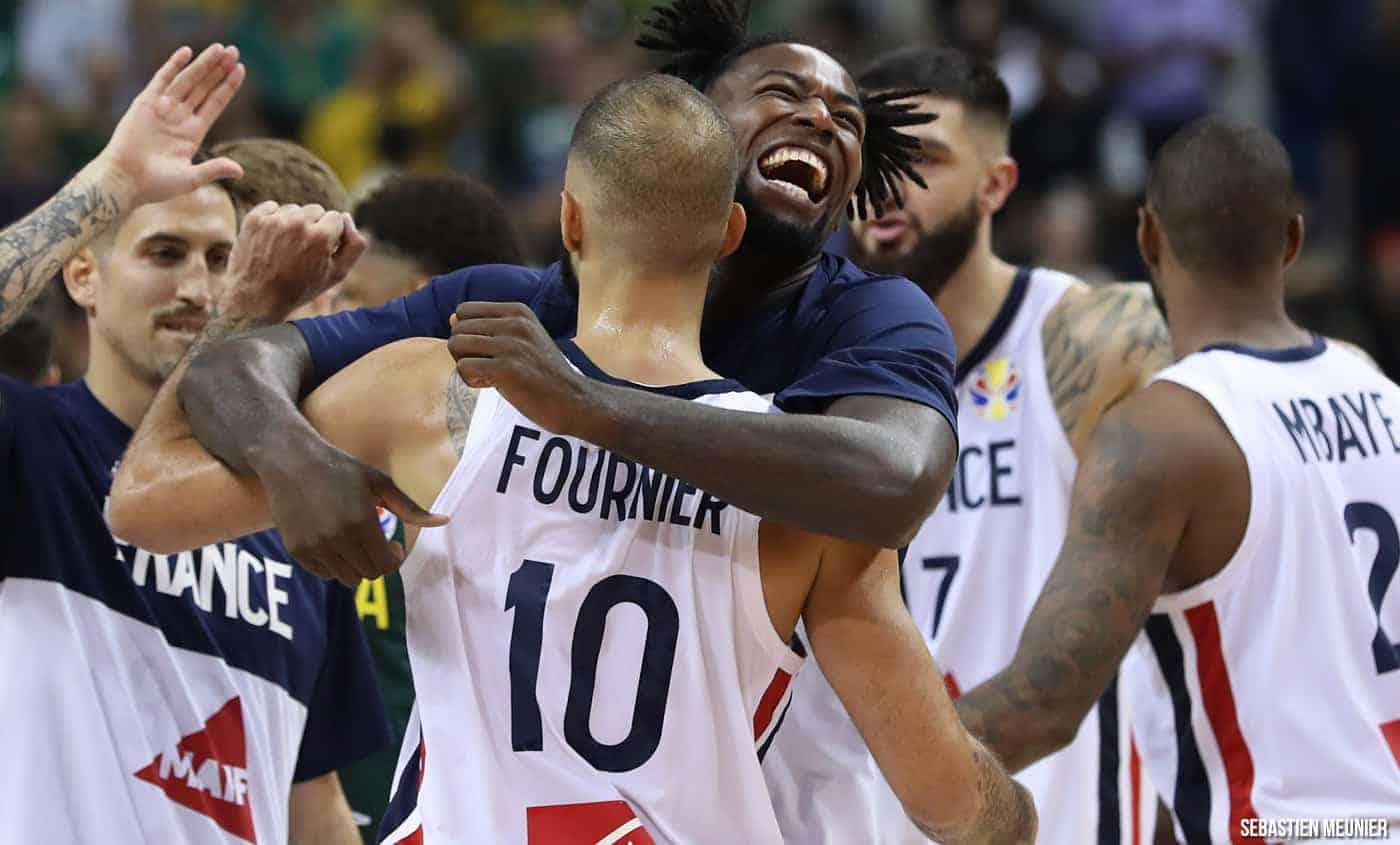 La France efface la Lituanie au bout du suspense !
