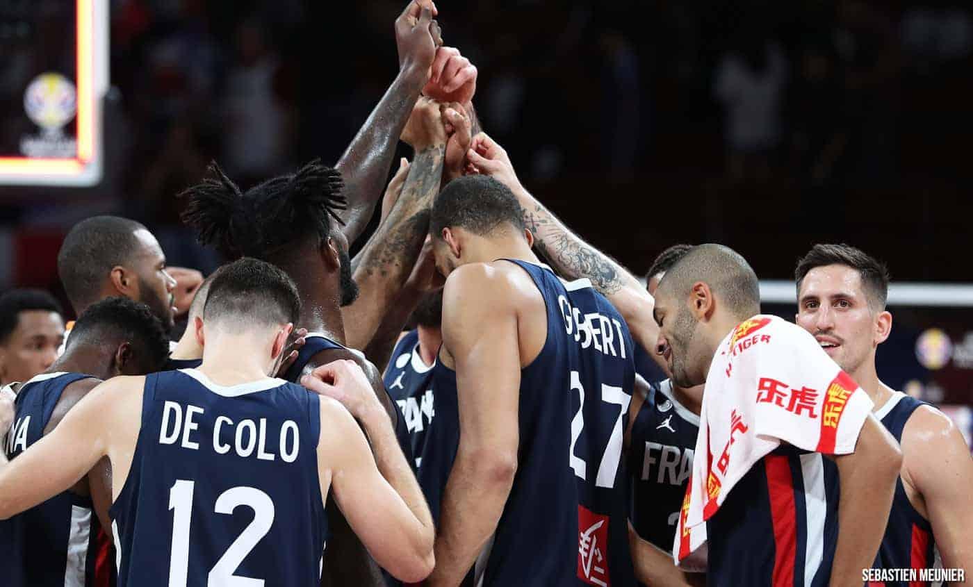 Comment la France peut créer l'exploit contre Team USA