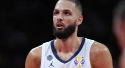 Evan Fournier, sévère ou réaliste avec le futur champion NBA ?