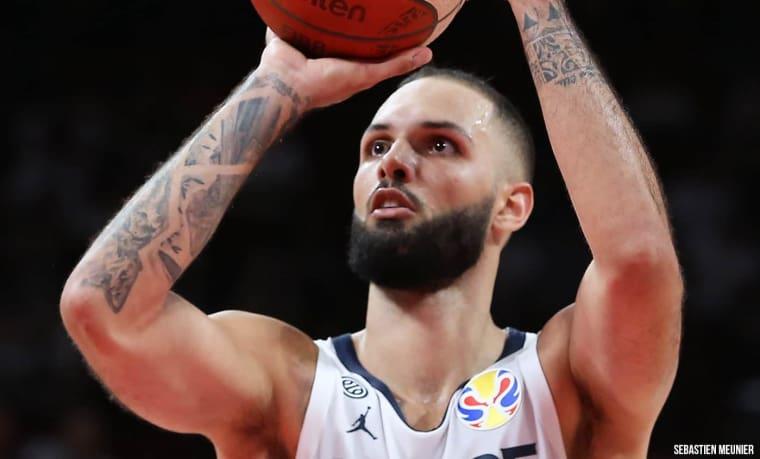 Evan Fournier justifie sa sortie contre Davis Bertans… et critique le côté business de la NBA