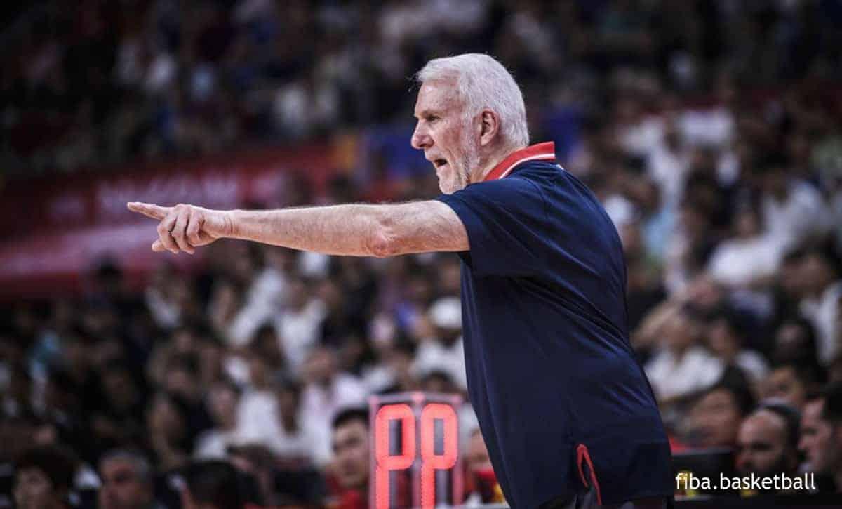 Gregg Popovich dithyrambique sur Vincent Collet et l'équipe de France