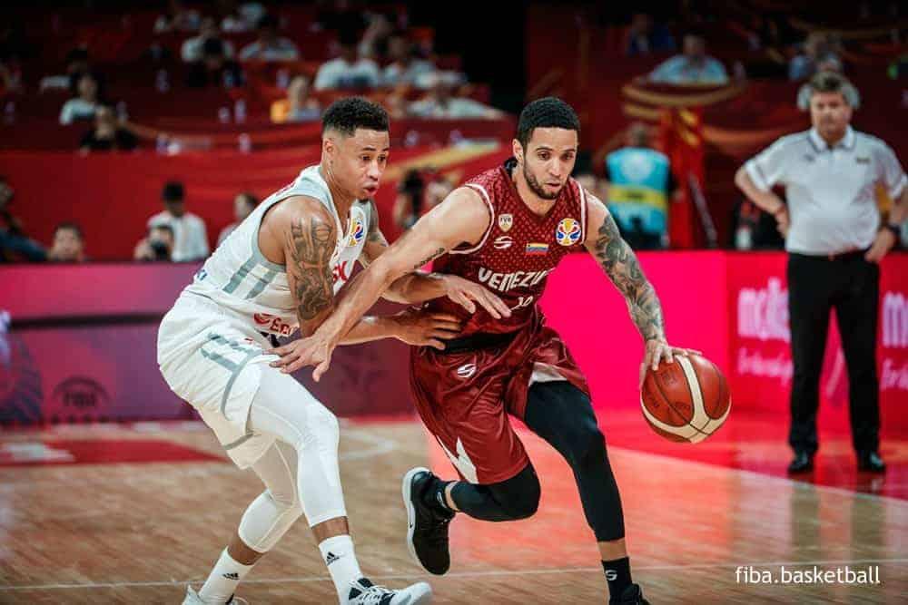 FIBA world Cup Venezuela