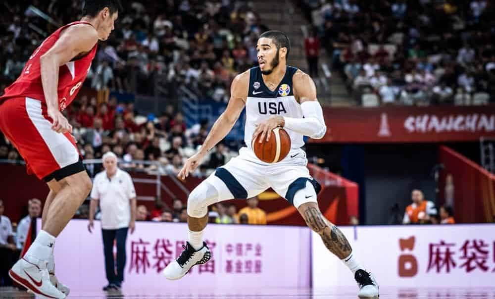 Team USA à deux doigts de chuter contre la Turquie