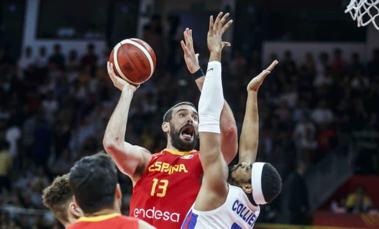 FIBA World Cup – L'Espagne maîtrise face au Porto Rico