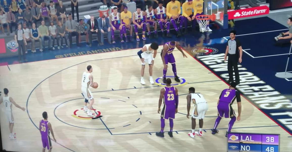 On a testé NBA2K20 !