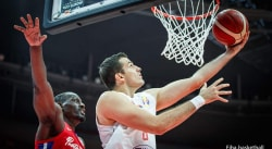 FIBA World Cup – La Serbie et Nemanja Bjelica écrasent Porto Rico !