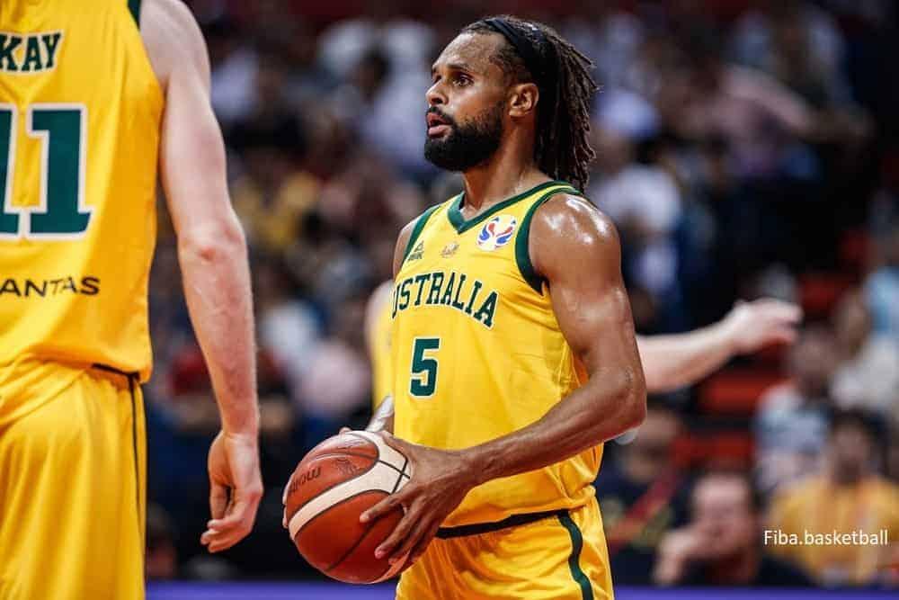 FIBA World Cup – L'Australie de Patty Mills écarte la Rép. dominicaine