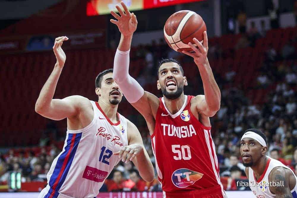 FIBA World Cup – Porto Rico arrache sa qualif' contre la Tunisie au bout du suspense