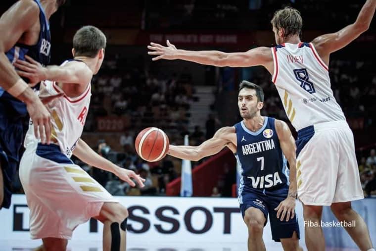 FIBA World Cup – L'Argentine au forceps contre la Russie