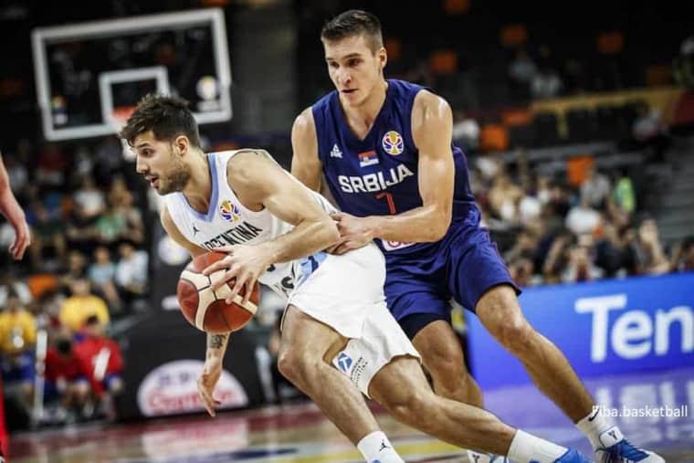 L'Argentine crée la sensation en sortant la Serbie !