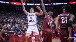 FIBA World Cup – L'Argentine déroule face au Venezuela et se qualifie !