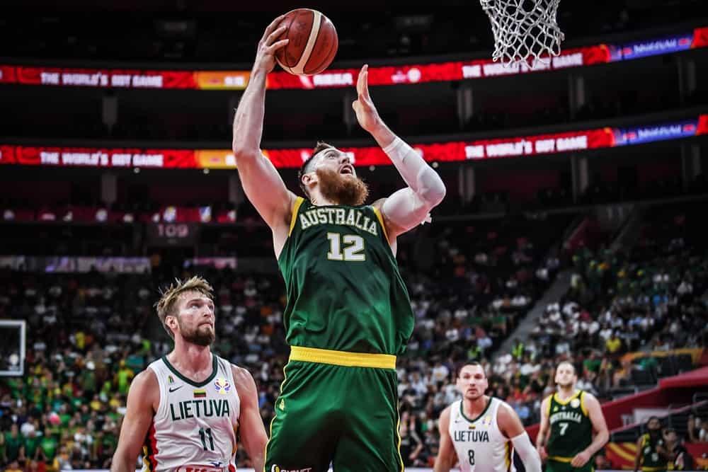 FIBA World Cup – L'Australie se paye la Lituanie et reste invaincue