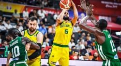FIBA World Cup – L'Australie en service minimum contre le Sénégal