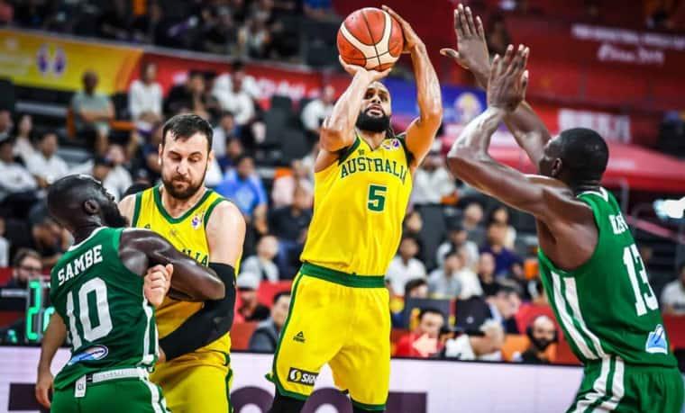 FIBA World Cup – L'Australie en service minimum contre le Sénégal