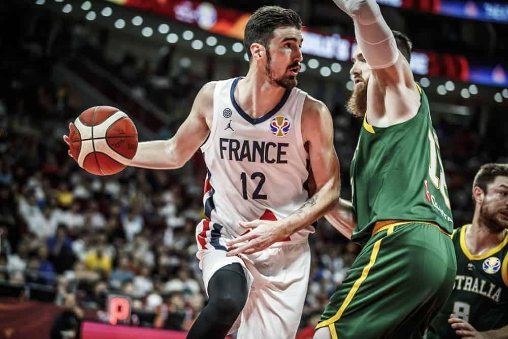 Nando De Colo France