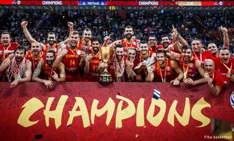L'Espagne surclasse l'Argentine pour s'offrir un second titre mondial !