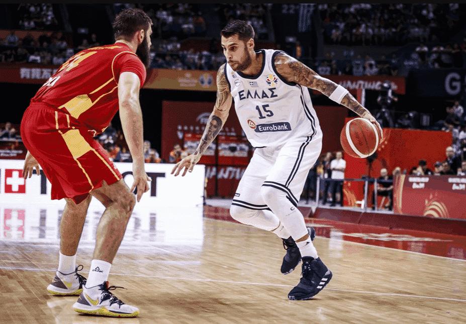 FIBA World Cup – La Grèce ne tremble pas contre le Monténégro, Giannis économisé