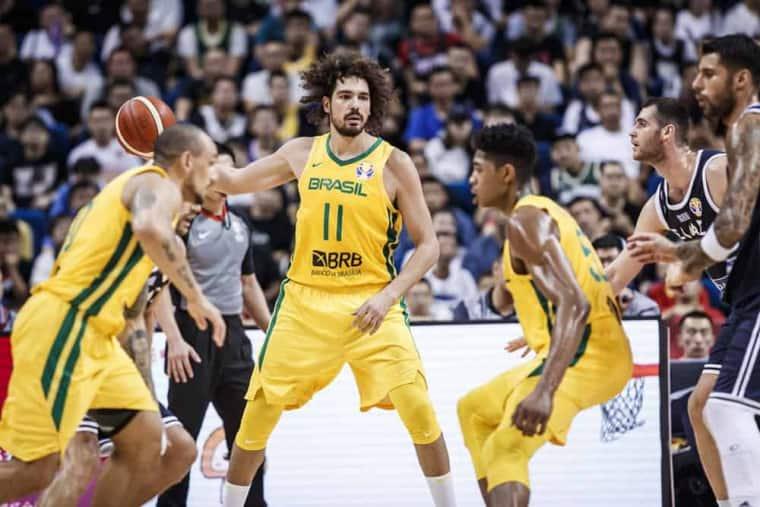FIBA World Cup – La Grèce chute face au Brésil !