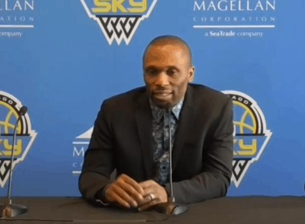 Le Franco-Américain James Wade coach de l'année en WNBA