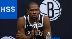 Des recrues pour remplacer Kyrie Irving et Kevin Durant aux Nets?