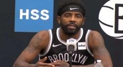 Les Nets nient avoir un problème avec Kyrie Irving