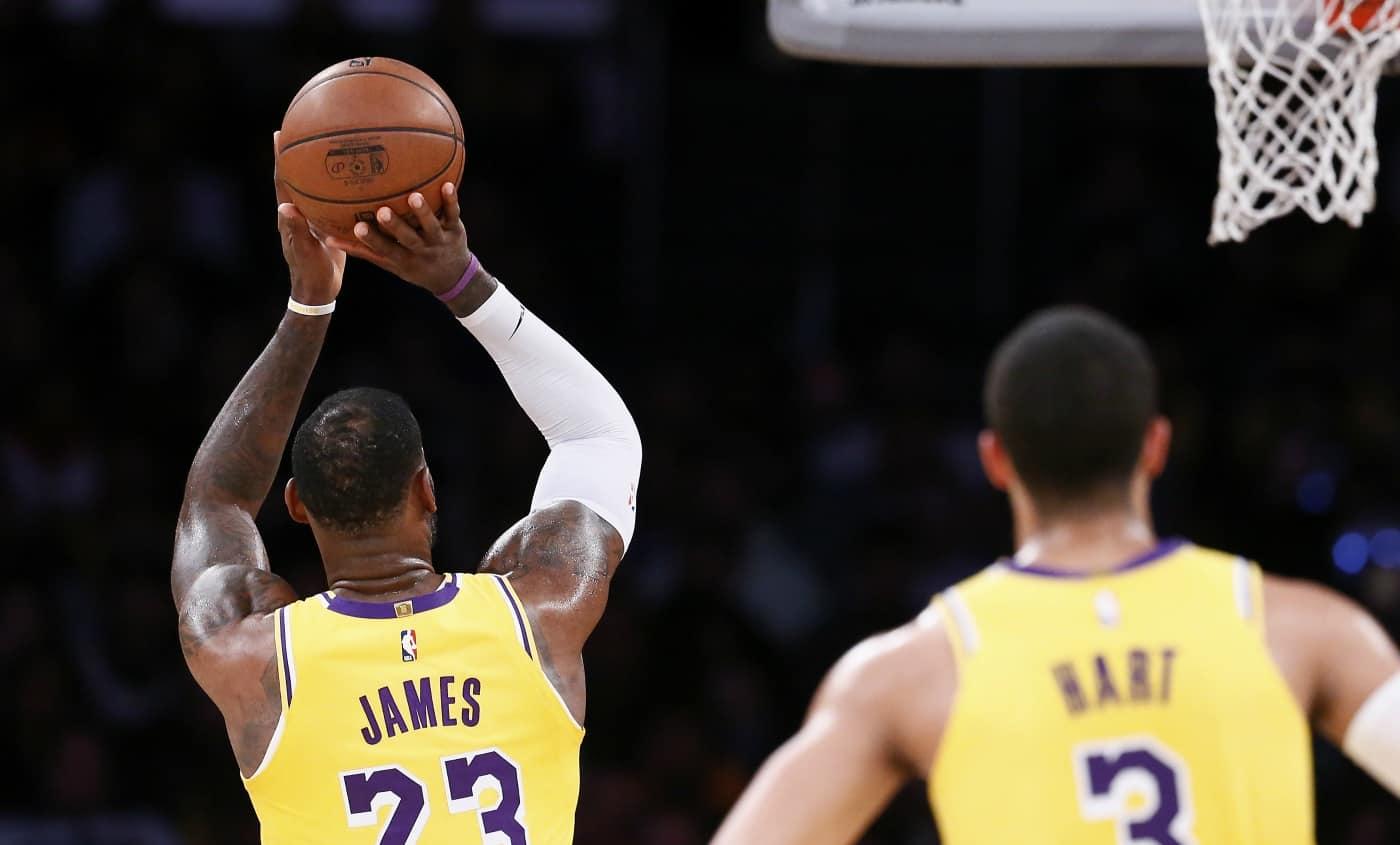 Bientôt un seul lancer par faute en NBA ?