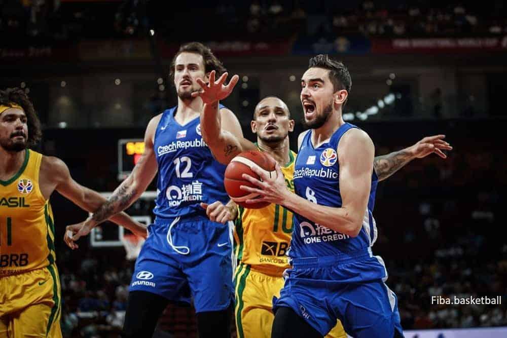 FIBA World Cup – La République tchèque écrase le Brésil et se relance !