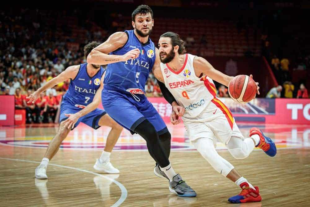 FIBA World Cup – L'Espagne se défait de l'Italie et fonce en quarts