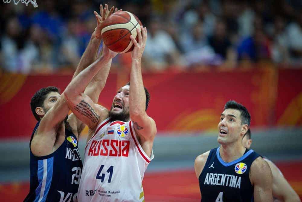 Russie FIBA World CUp 2019